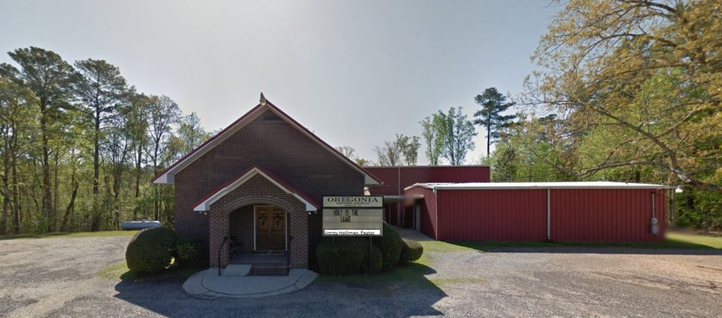 Oregonia Baptist Church